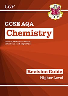 New GCSE Chemistry AQA Revision Guide - Higher includes Online Edition, Videos & Quizzes