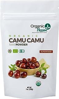 Organic Camu Camu Powder - 7oz - Vitamin C, Antioxidants & Inmune Support - by Organic Passion