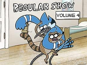 Regular Show Season 4