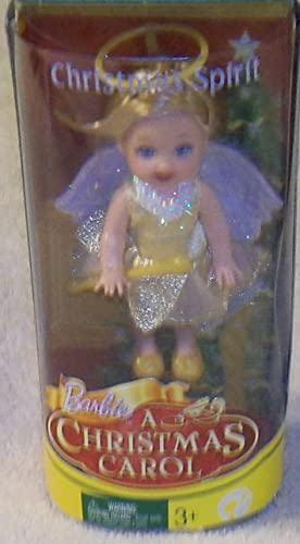 Barbie Kelly in a Christmas voitureol Angel girl doll by Mattel by Mattel