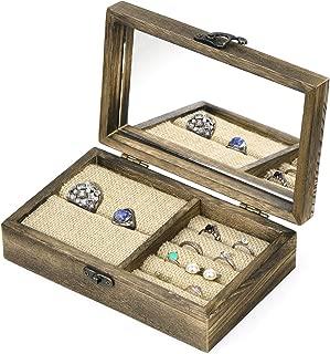 multiple ring jewelry box