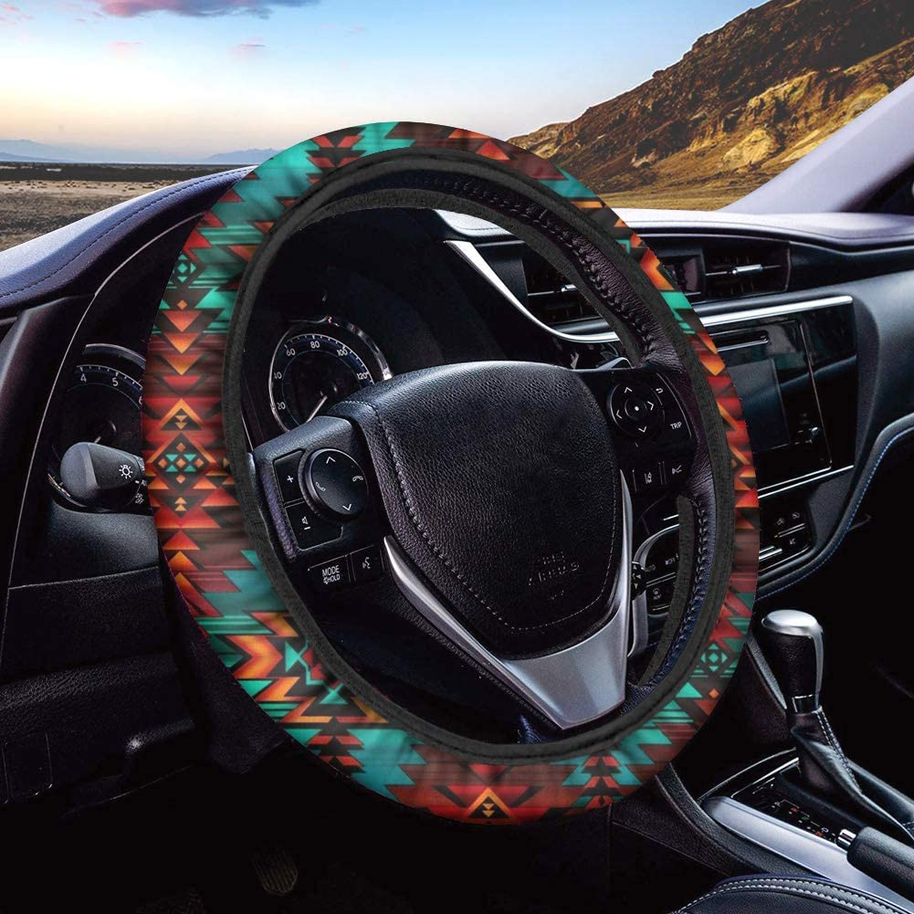 chaqlin Recommendation Stretch Steering Wheel Cover Classic Neoprene Fit Universal 15in