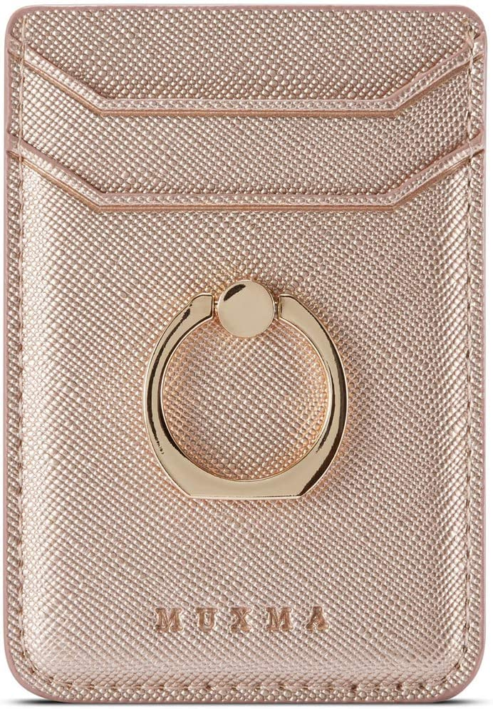 Phone Card Holder with Ring Grip Very popular Stic Back of for Adhesive wholesale