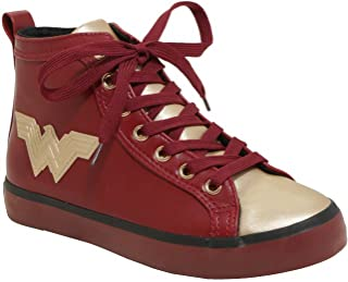 Best wonder woman high tops Reviews