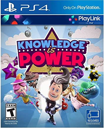 Sony KnowledgeisPower [PlayStation 4 ]