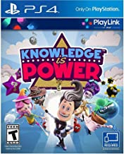 Sony Knowledge is Power [PlayStation 4 ]