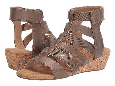 Rockport Calia Gladiator (Bronze) Women