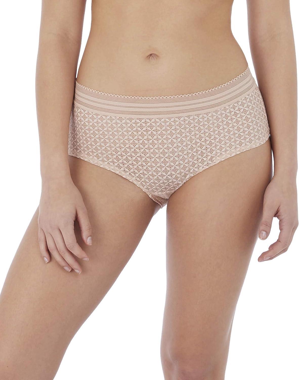 Freya Womens Expression Hipster Short Brief Bikini Style Underwear