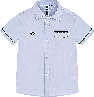 Mayoral, Camisa para niño - 3163, Azul