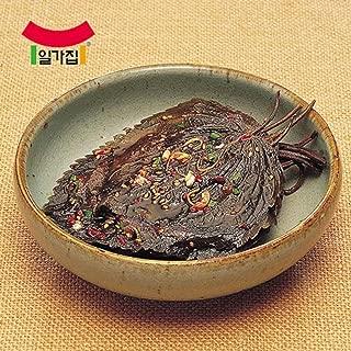 Ilga Marinated Perilla Leaves(Sesame Leaves) 1kg 양념 깻잎지