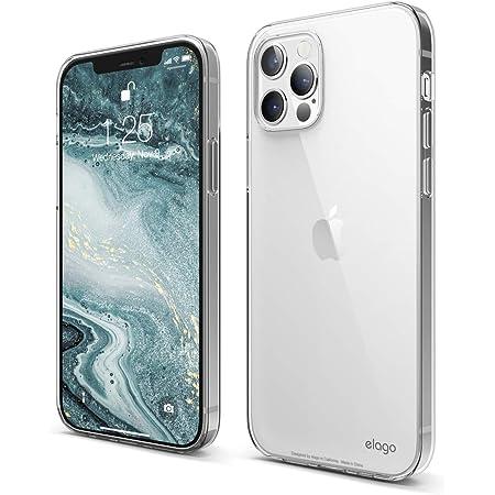 Elago Clear Case Kompatibel Mit Iphone 12 Hülle Und Elektronik