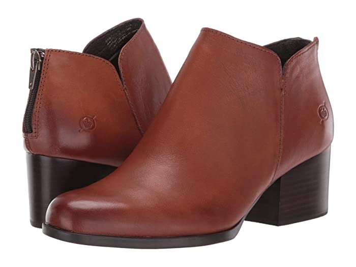 Born  Aare (Brown Full Grain Leather) Womens  Boots