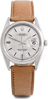 Datejust Automatic-self-Wind Male Watch 1601 (Certified Pre-Owned)