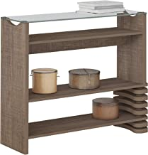 Artely Sonatta Console Table, Cinnamon - H 80.5 cm x W 100 cm x D 30.5 cm