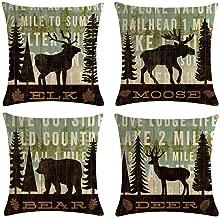 Best log cabin throw pillows Reviews