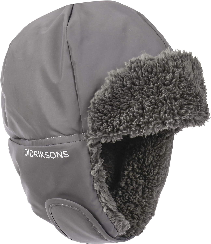 Didriksons Biggles Reflective 2 Cap Kinder Silver 2020 Kopfbedeckung