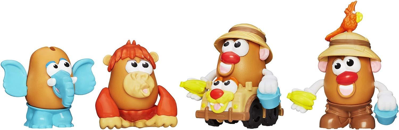 Mr. Potato Head Little Taters gree Adventure Go on a Spudfari