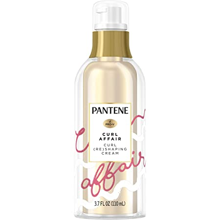 Pantene Shaping Cream, Sulfate Free, Pro-V Curl Affair, Blackcurrant, 3.7 Fl Oz