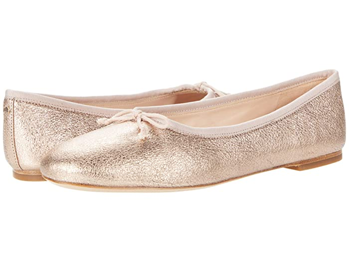 Retro Vintage Flats and Low Heel Shoes Kate Spade New York Honey Metallic Tawney Womens Sandals $89.99 AT vintagedancer.com