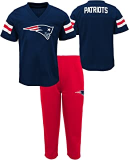 NFL Boys Kids Training Camp Short Sleeve Top & Pant Set