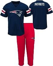 OuterStuff NFL Boys Kids Training Camp Short Sleeve Top & Pant Set