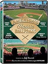 America's Classic Ballparks Wrigley Field, Fenway Park, Tiger Stadium, Comiskey Park