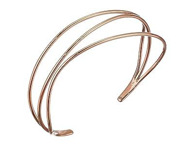 Skagen Kariana Wire Bracelet (Rose Gold) Bracelet