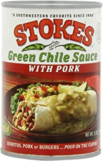 Best stokes green chile sauce with pork Reviews