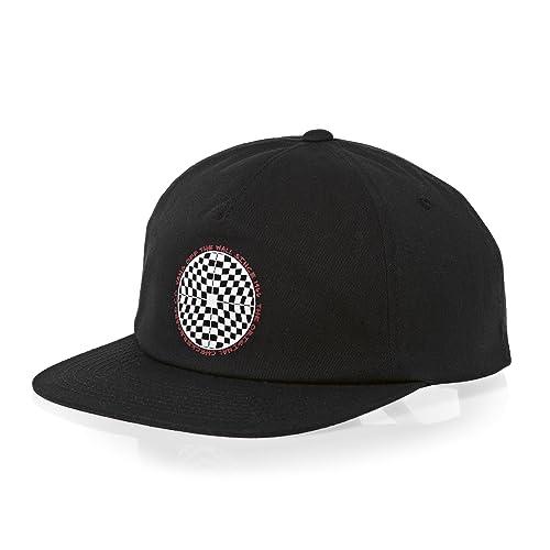 0edc2cb3559 Vans Checkered Shallow Cap