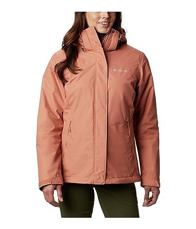 Columbia Bugabootm II Fleece Interchange Jacket (Nova Pink/Dark Nocturnal) Women