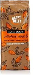comprar comparacion Marca Amazon - Happy Belly Almendras enteras, 500 g