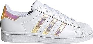 Superstar Autentic Blancas para Mujer de Piel. Sneakers.4g