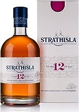 ストラスアイラ 12年 シングルモルト [ ウイスキー イギリス 700ml ] [ギフトBox入り]