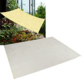 Sun Net, Garden Shade Mesh Tarp Plant Sunshade White 2x1.6m för växthus