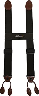 FROGG TOGGS Men's H-Back Suspenders