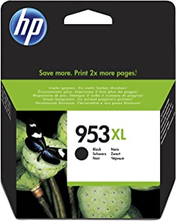 HP 953XL Original Ink Cartridge - Black - Inkjet - High Yield - 2000 Page