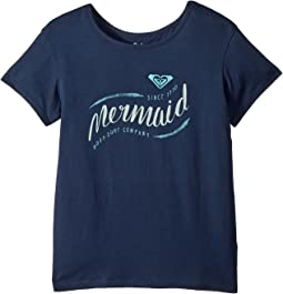 Roxy Kids Sunshine Story Mermaid Tee (Big Kids)