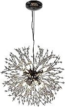 Vuurwerkverlichting Crystal Kroonluchters Bubble Lights Sputnik Light Hanging Christmas Lights voor Slaapkamer Eetkamer Ve...