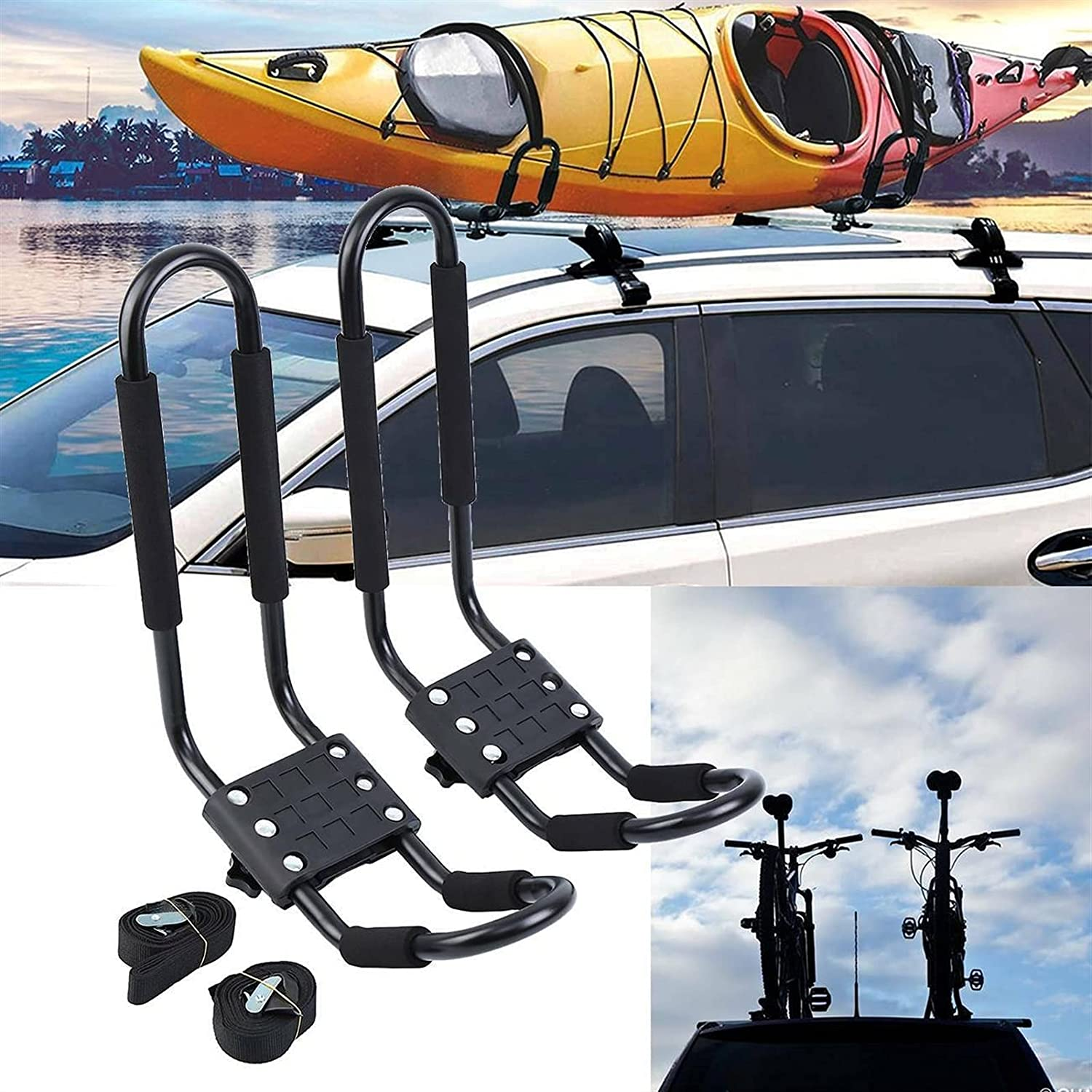 zhuangyif Excellent Vehicle Soft-Shell Carriers Car Rack Luggage Roof Max 40% OFF Carr