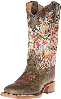 Macie Bean Boots Boys Kid s Macie Bean Black Cracktacular Cowgirl Boots