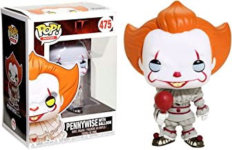 Funko Pop! Movies: IT - Pennywise with Balloon (Hot Topic) Exclusive Vinyl Figure # 475