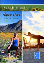Happy Yoga with Sarah Starr | Chair Yoga Volume 10