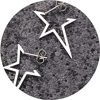 Worth Star Earrings Punk Stud Earring