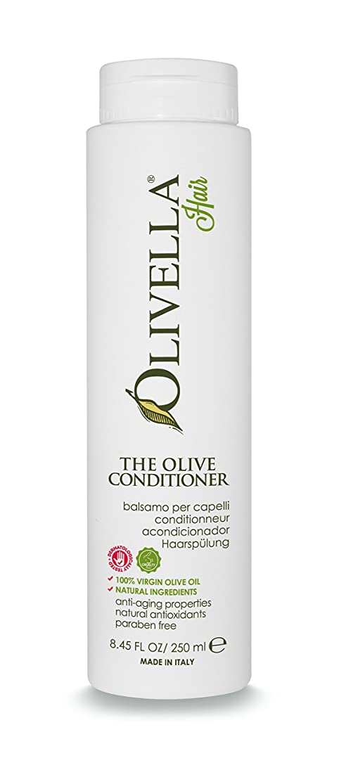 むさぼり食う雑多な脅かすOlivella, The Olive Conditioner, 8.45 fl oz (250 ml) (Discontinued Item)