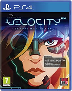 Velocity 2X: Critical Mass Edition (PS4) (UK IMPORT)