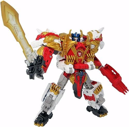 solo para ti Transformers Legends Legends Legends LG41 Leo Prime Figura De Acción  muchas concesiones