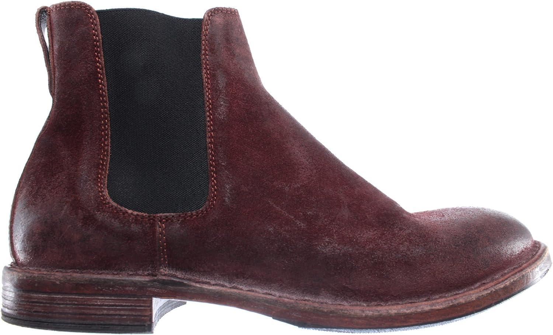 MOMA Stiefel Moma Klassische Stiefel braun Schuhe Stoff