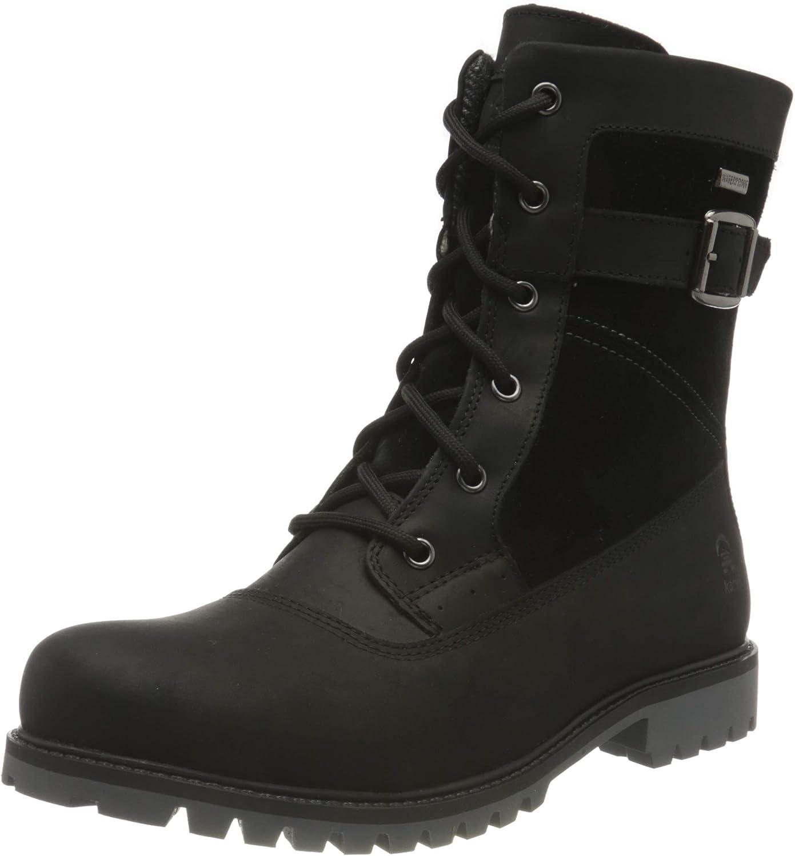 Kamik Women's Snow Mid Calf Boot, Black Blk, us 8.5