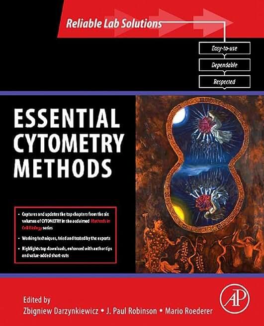 Essential Cytometry Methods (ISSN) (English Edition)