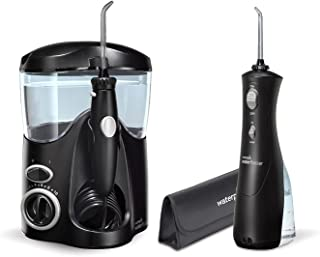 Waterpik Ultra Water Flosser Combo, Black